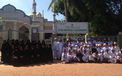 Bantuan Pembangunan dan Pendidikan Madrasah Darussalam Tay Ninh, Vietnam