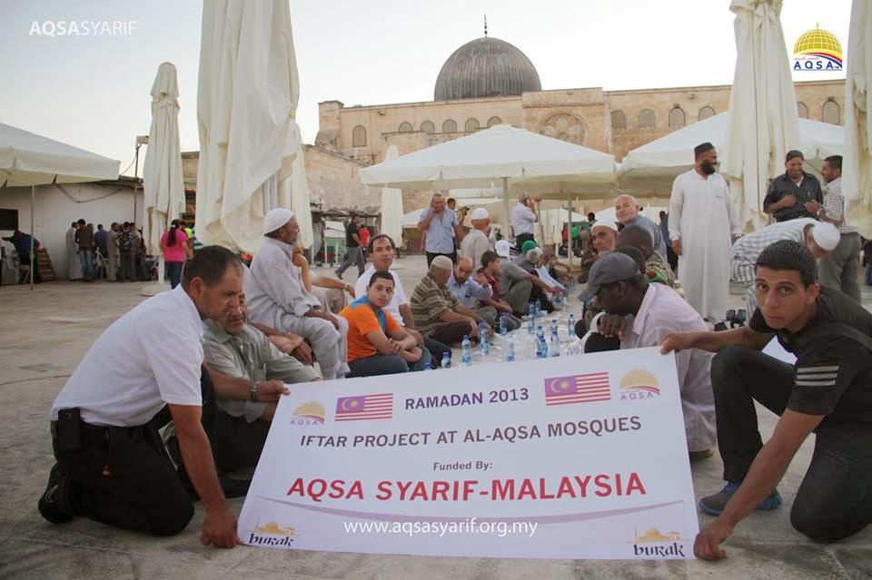 Aqsa Syarif : Ramadhan | Iftar, Sahur, Zakat, Food Parcels and Eid Gift