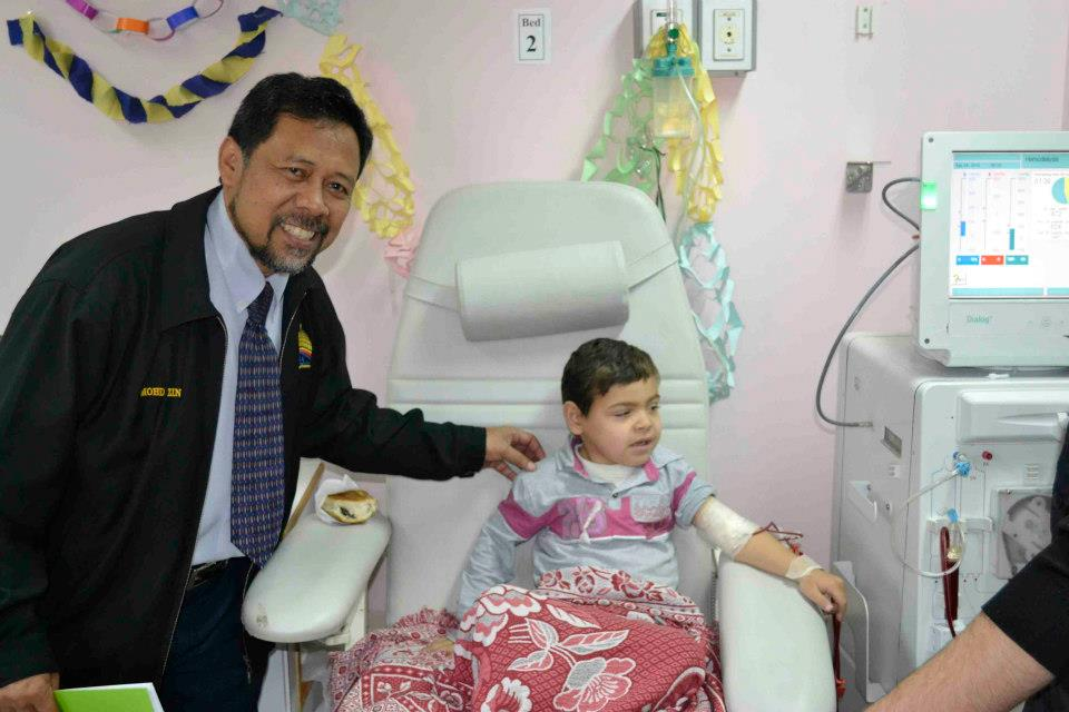 Aqsa Syarif : Improving Healthcare Services