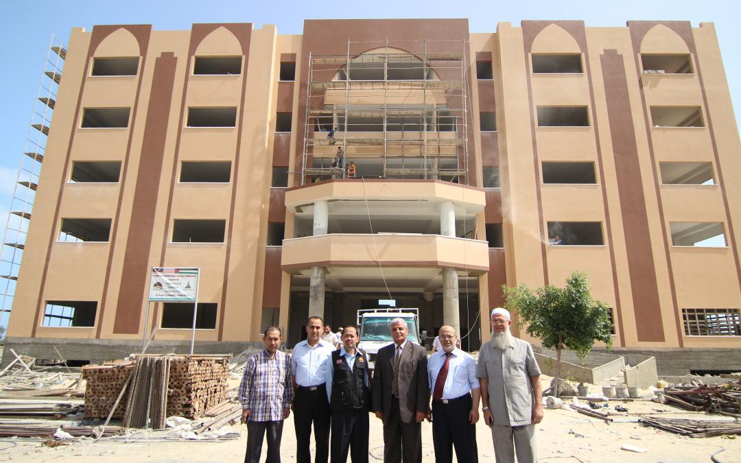 Aqsa Syarif : University Facilities
