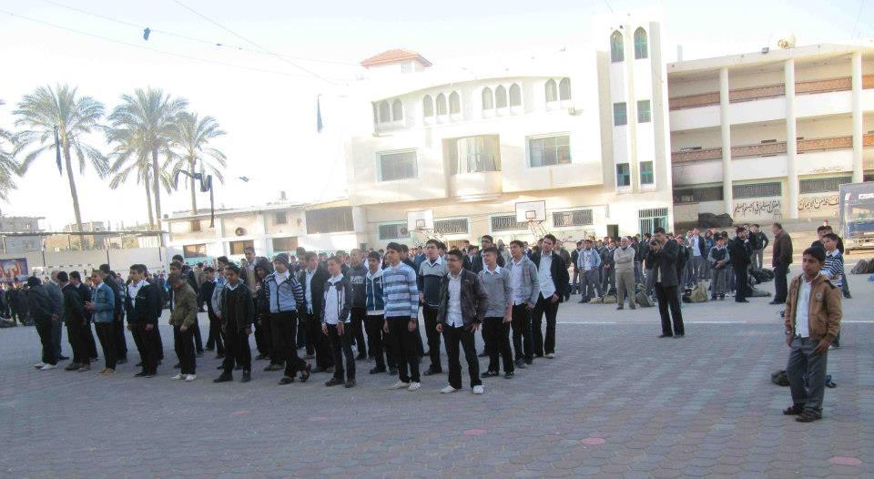 Aqsa Syarif : School and Quran Memorizing Centre