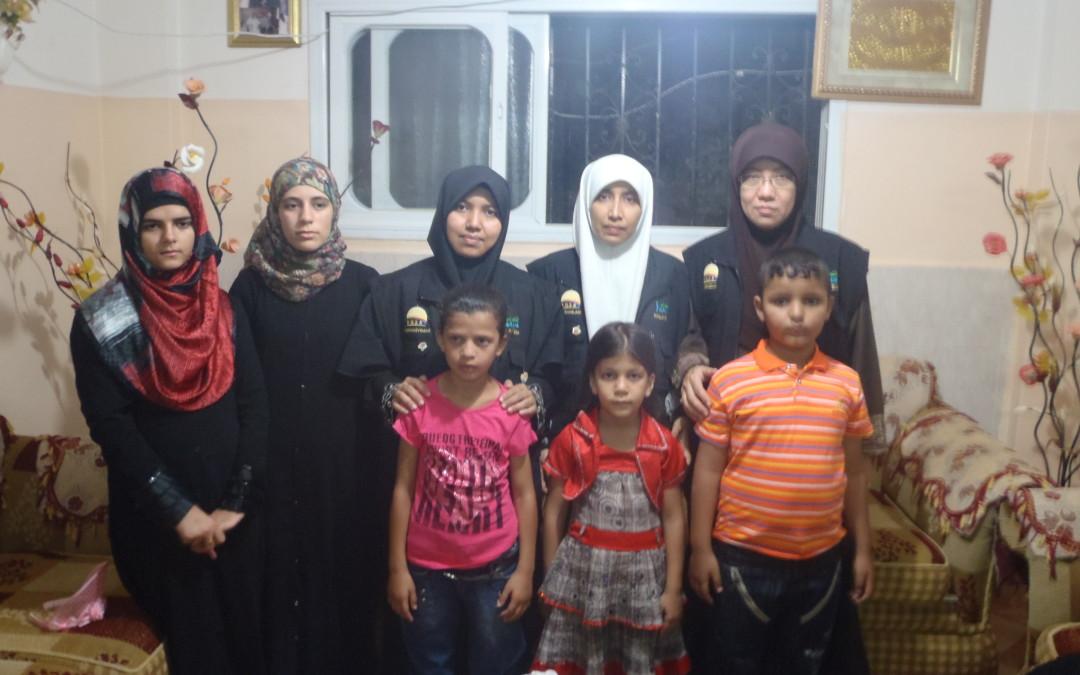 Aqsa Syarif & NICE : Orphan Sponsorship