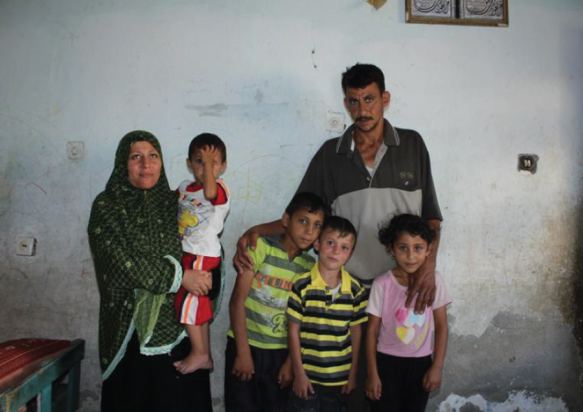 Aqsa Syarif : Family Sponsorship