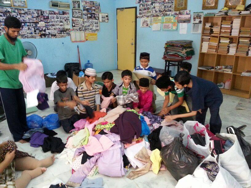 NICE & Rose2Rose : Rohingya Community in Malaysia