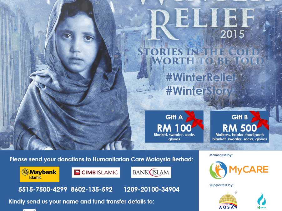 Winter Relief 2015
