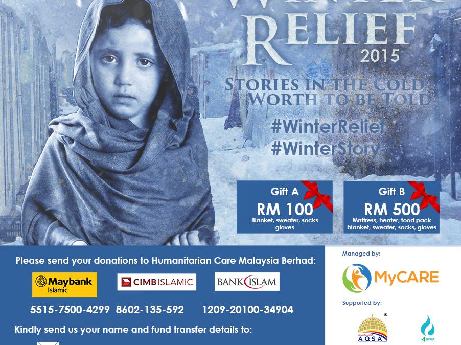 Winter Relief 2015