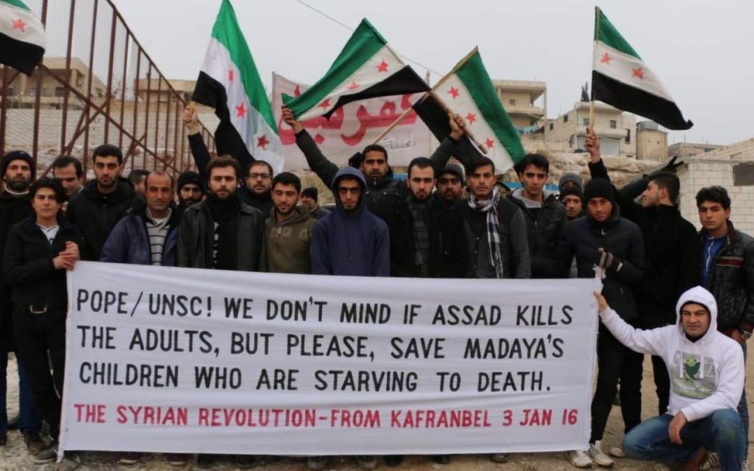 EMERGENCY APPEAL | FOOD FOR MADAYA, SYRIA
