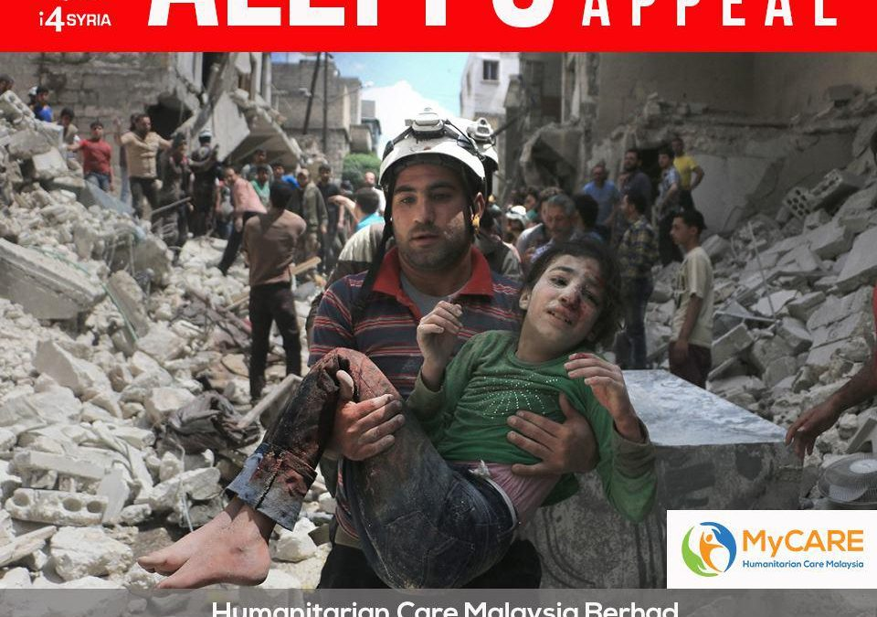 ALEPPO EMERGENCY APPEAL