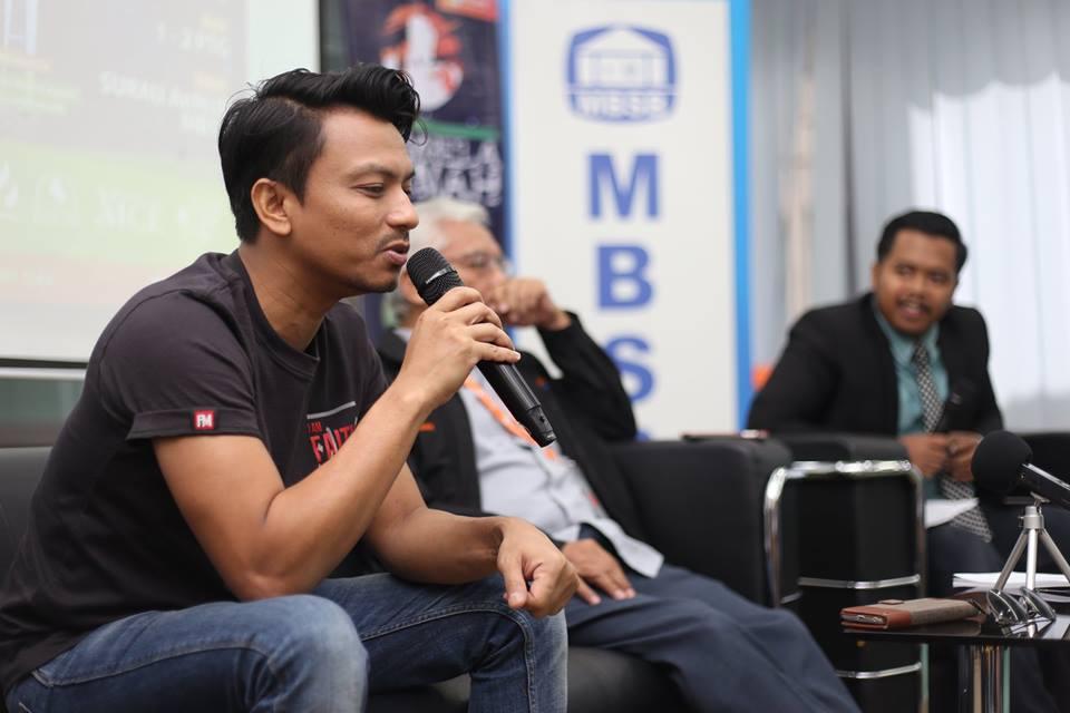 Selebriti menjayakan Projek Ramadhan