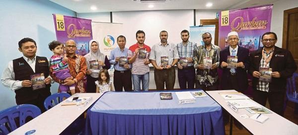 Sidang Media Qurban Kasih Ummah 1437H