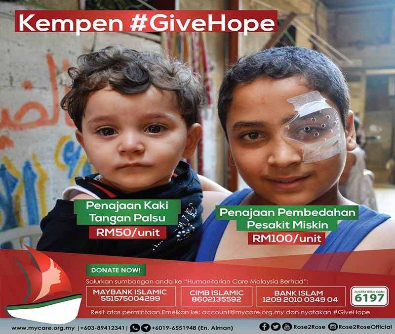 Projek #GiveHope