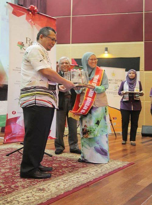 Anugerah Tokoh Srikandi Khaulah al-Azwar
