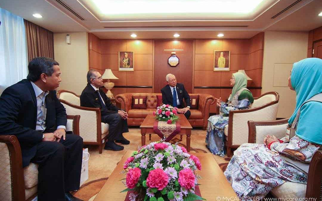 """Terus berjuang bela Palestin"" – Dato' Seri Najib Razak"