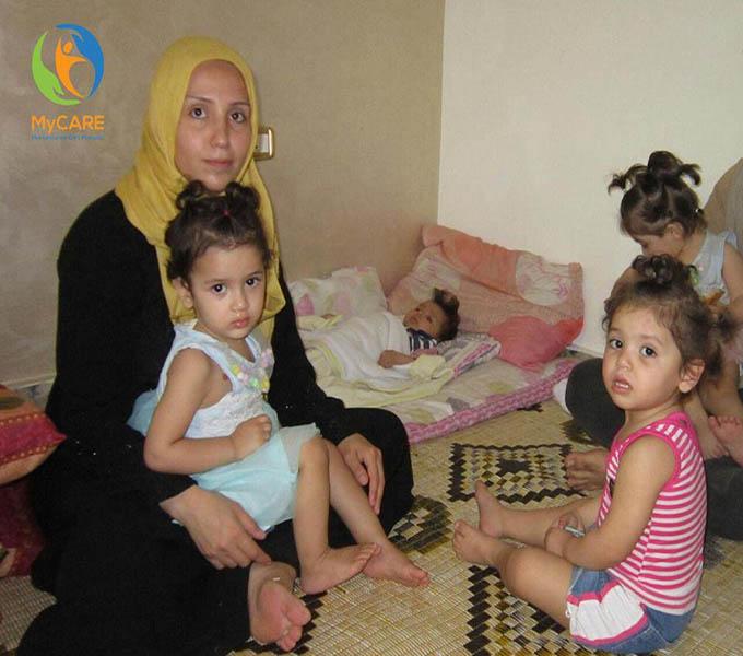 Penajaan Anak Yatim Palestin