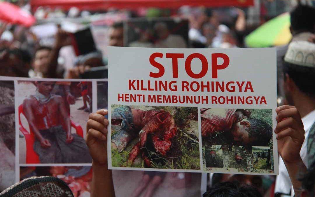 Perhimpunan Selamatkan Rohingya