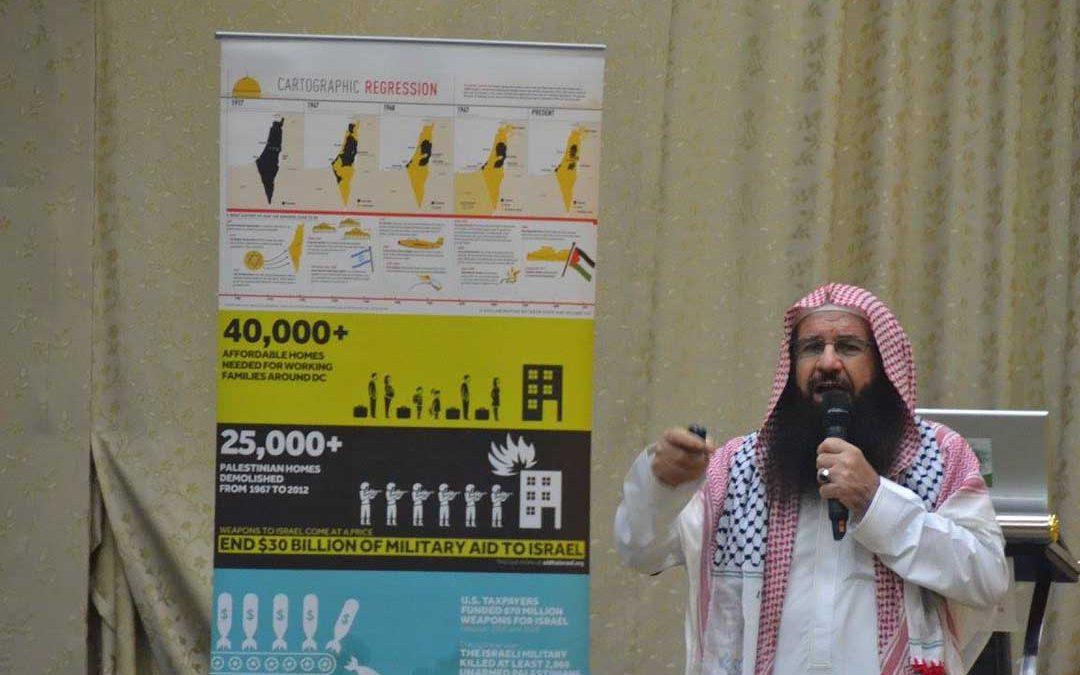 Sheikh Dr Muraweh di UTM Skudai