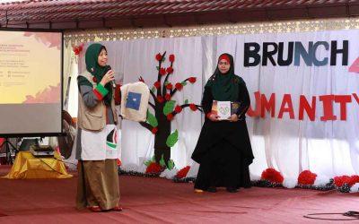 Brunch4Humanity kumpul dana bantu pesakit Gaza