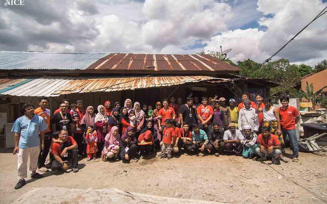 ARBADAY: Bersama komuniti Rohingya