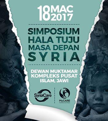 Simposium Hala Tuju Masa Depan Syria