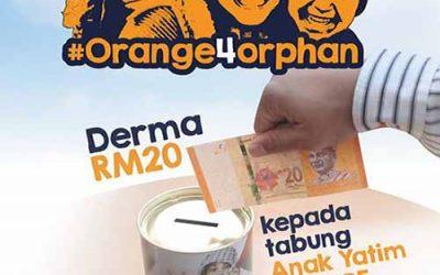 Orange 4 Orphan