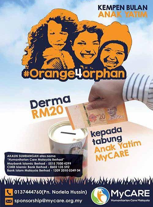 Orange4Orphan