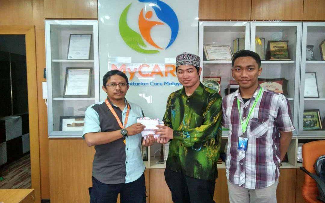 Pelajar KUIS anjur  Forum Tangisan di Bumi Rohingya