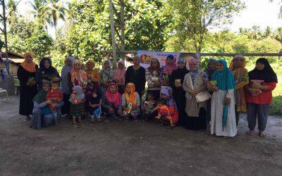 Pasukan IMT menyokong kerja-kerja kemanusiaan MyCARE di Cotabato