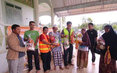 Pengagihan bantuan banjir di Kelantan & Selatan Thai
