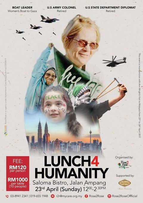 Lunch 4 Humanity