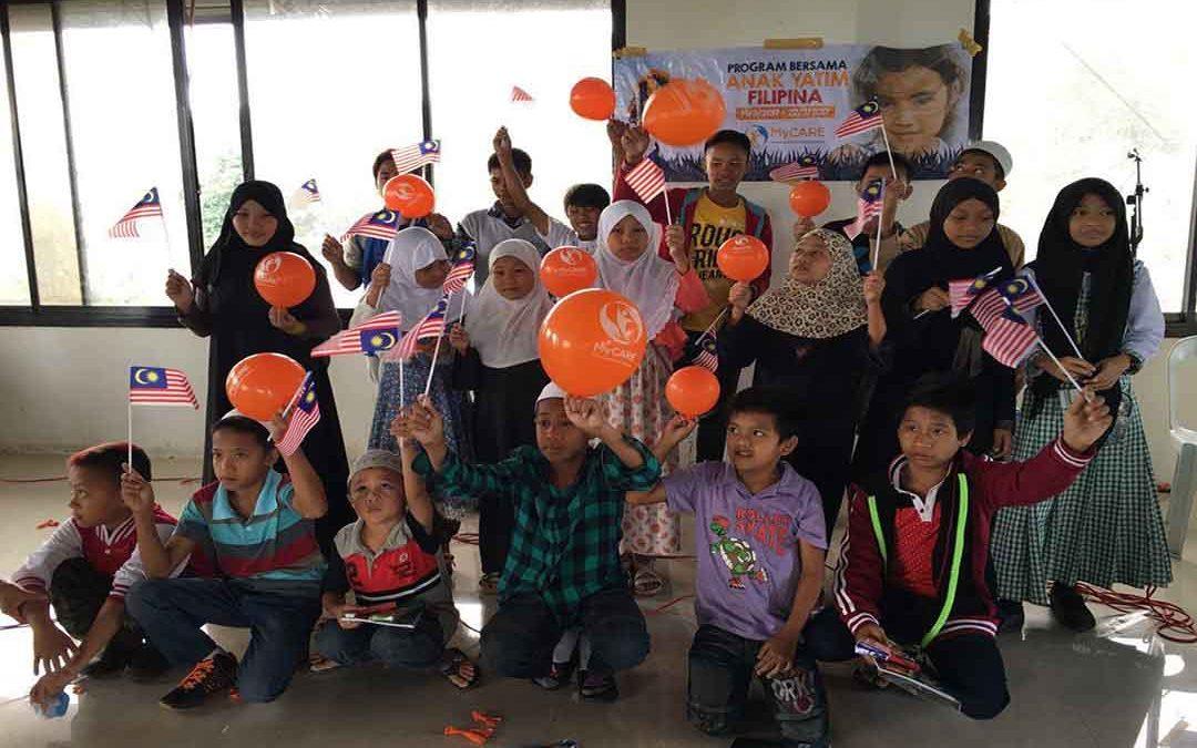 Sumbangan kepada Bulacan Learning Center & MAF Foundation