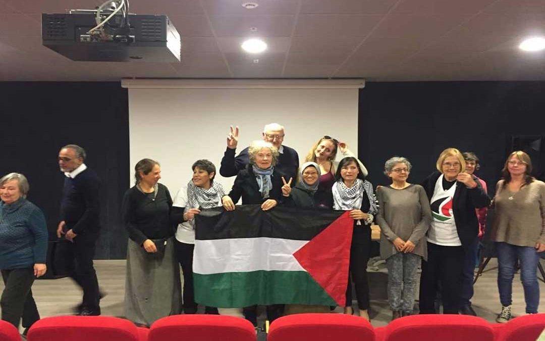 Penganjur Women's Boat to Gaza berkumpul di Itali!