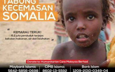 Tabung Kecemasan Somalia