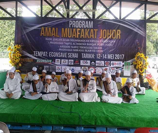 Program Amal Muafakat Johor