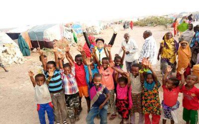 Bekalan air bersih untuk penduduk kampung