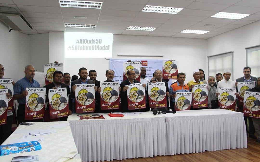 Sidang Media Kempen Selamatkan al-Quds