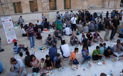 Sumbangan anda di Masjid Al-Aqsa & Baitul Makdis