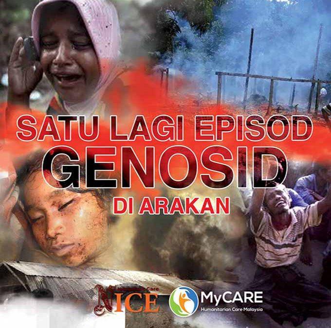 Satu lagi episod genosid di Arakan