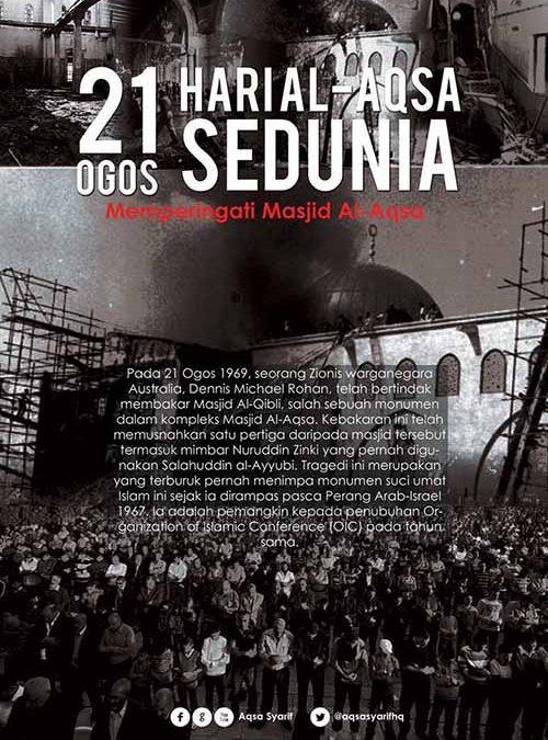 21 Ogos | Hari Al-Quds Sedunia