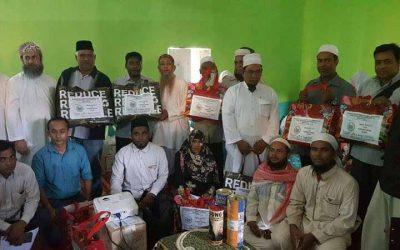 MyCARE bersama NGO Oman santuni pelarian Rohingya