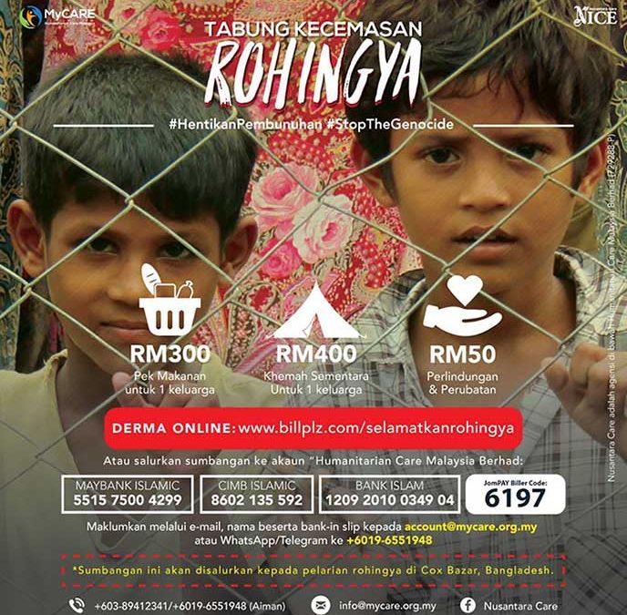 Tabung Kecemasan Rohingya