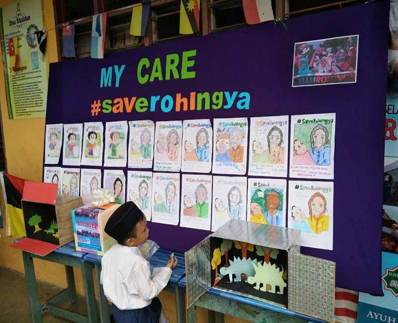 PPAS cakna isu Rohingya