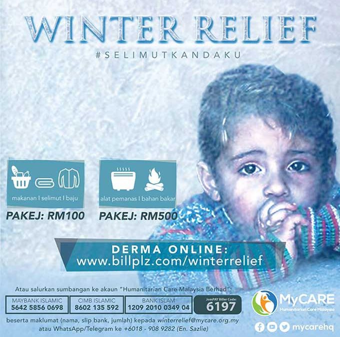 Winter Relief 2017