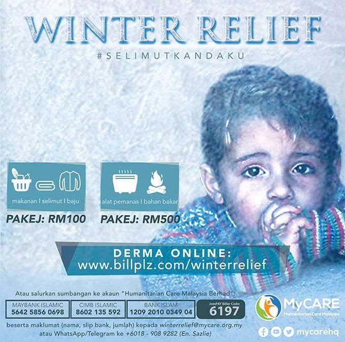 Winter Relief 2017