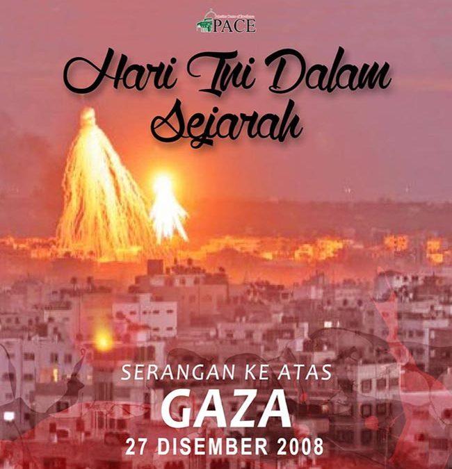 Hari Ini Dalam Sejarah | 27 Disember 2008 | Memperingati Marakat Furqan (Cast Lead)