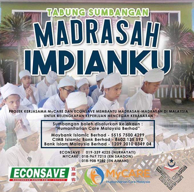 Tabung Madrasah Impianku