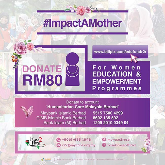 Impact A Mother