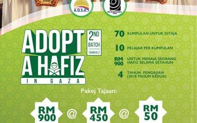 Adopt A Hafiz 2018