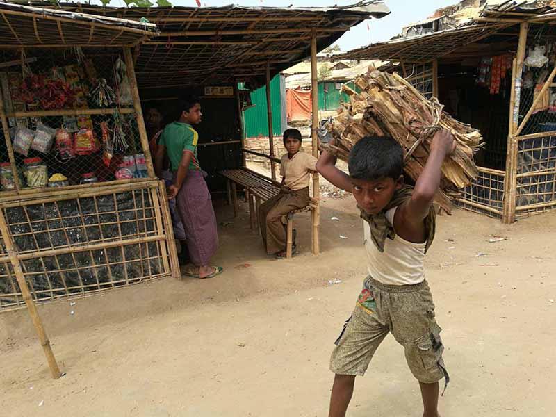 Pelarian Rohingya hargai sumbangan rakyat Malaysia