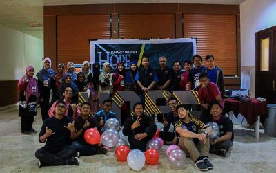 Forum kemanusiaan bersama ahli Misi MyCARE Jordan