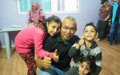 Sekolah TFTN bantu anak-anak Syria